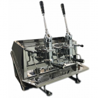 Espressor profesional Ambient Espresso ACS Vostok, 2 grupuri