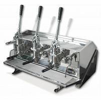 Espressor profesional Ambient Espresso ACS Vostok, 3 grupuri
